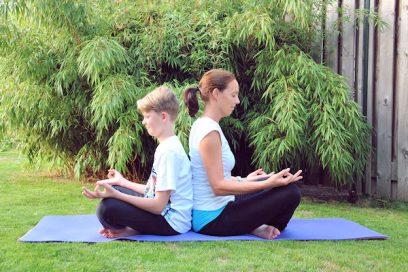 Dit jaar maar liefst 3 workshops (groot)ouder – kind yoga!