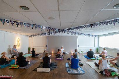 Yoga Nidra avond voor gevorderden op  woensdag 30 oktober